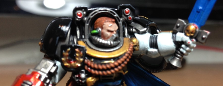 Model Showcase – Sergeant Justice!